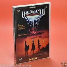 HALLOWEEN III 3 IL SIGNORE DELLA NOTTE DVD SPECIAL WIDESCREEN COLLECTOR'S ED.