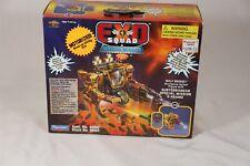 1995 EXO-SQUAD Wolf Bronski Subterranean E-Frame SEALED NEW Action Figure