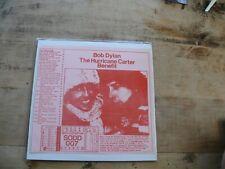 Bob Dylan - The Hurricane Carter Benefit 2LP Bootleg NM Madison Square Garden NY