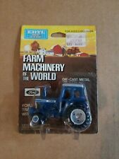 Vintage Ertl Farm Machinery of the World Ford 9700 With Cab Tractor Carded