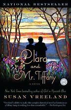 Clara and Mr. Tiffany : A Novel by Susan Vreeland (2012, Paperback)