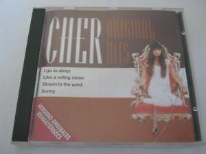cd. cher original hits.