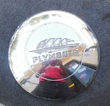 Dog dish Hubcap 1946 47 48 Plymouth mounting hole on back side is 7-1/4