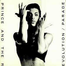 PRINCE AND THE REVOLUTION - PARADE PAISLEY PARK (CD 1986 EAN 07599253952)