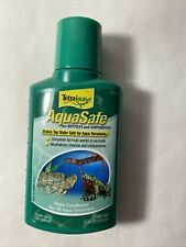 New listing Tetra Aquasafe Reptile 3.38 Oz Water Conditioner. Free Shipping To The Usa