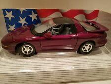 1/18th scale Ertl 1996 Pontiac Firebird Trans Am Ertl Amercian Muscle Nib