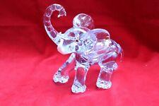 Elephant en Murano, verre de Murano, animal Murano