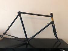 "Vintage Pre WW11 22"" Unknown Sports Bicycle Frameset. BSA Rudge Humber Sunbeam?"