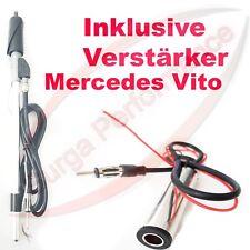 Mercedes Benz Vito Auto Antenne Ausziehbar Teleskopantenne Kotflügel NEU / OVP