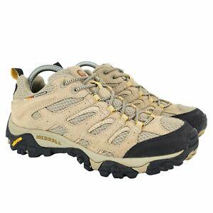 Merrell Trail Hiking Shoes Womens size 9.5 Moab Ventilator Continuum Vibram Sole
