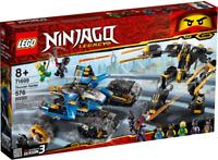 "NEW / OVP - LEGO® NINJAGO® 71699 ""Donner-Räuber"" selten exklusiv"