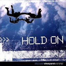 Vineyard Worship | Hold On CD 2003 Vineyard Music UK [VMD8028R]