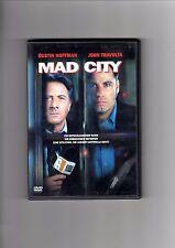 Mad City / Dustin Hoffman, John Travolta / DVD #10726