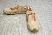 **Geox Kids Hadriel Girl 11 Mary Jane Shoes, Little Girl's Size 2 -Blush Shimmer