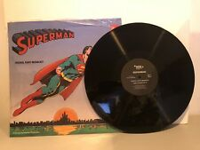 SUPERMAN 1972 Original Radio Broadcast LP Coke Coca Cola Mark 56 Records!