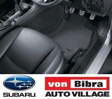 Brand New Genuine Subaru Impreza and XV Carpet Mat Set Black (4) J501AFJ001