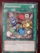 Yu-Gi-Oh! Solidarity - SDMM-SP031 - Common 1st Edition Spanish