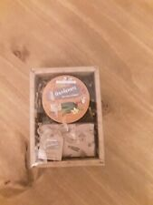 Heathcote ivory barrier cream and exfoliating soap. Lovely gift set!