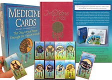 MEDICINE CARDS BOOK SET DISCOVER POWER THROUGH THE WAYS OF ANIMALS Revised Expan
