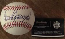 New ListingPresident Donald Trump Autograph/Signed Official Major League Baseball~Coa