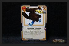 Killer Bunnies - Plutonium Platypus Promo Card