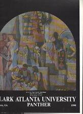 ATLANTA GA - CLARK ATLANTA UNIVERSITY -   PANTHER - 1990