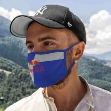 Mund Nase Maske mit dem Wunschmotiv und Gummizug Red Bull for Fans
