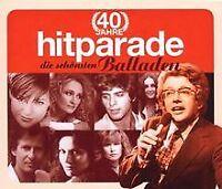 40 Jahre Zdf Hitparade-Die Schönsten Balladen von Various   CD   Zustand gut