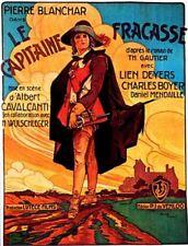 CAPTAIN FRACASSE  (1929)