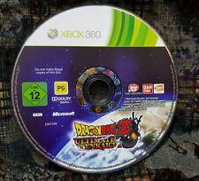 XBOX 360 Spiel Dragon Ball Z Ultimate Tenkaichi 8  Spiel