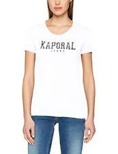 Tee shirt Stretch avec Logo Visa - Kaporal les blancs XS