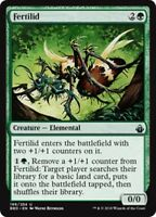 FERTILID Battlebond MTG Green Creature — Elemental Unc