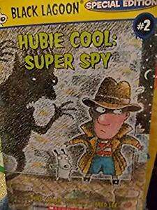 Hubie Cool: Super Spy Hardcover Mike Thaler