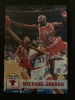 MICHAEL JORDAN 1993-94 Hoops #28 PSA? Chicago Bulls HOT!