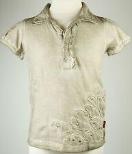 Pampolina Reload T-Shirt Kurzarm Mädchen Poloshirt Kinder Größe 116 Neu