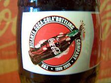ATLANTA COCA - COLA BOTTLING COMPANY, 1900 - 2000, 1 - 8 Oz Coke Bottle