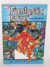 FANTASTIC FOUR VISIONARIES Volume 2 TPB - Geroge Perez - MARVEL GN Trade Novel