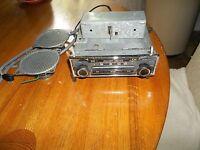 107 MERCEDES FERRARI Becker Stereo MEXICO cassette w/amp & 2 speakers