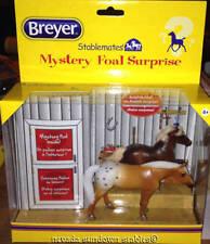 Breyer Horse Models Mystery Foal Surprise Appaloosa & Walker