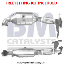 Fit with FORD KUGA Exhaust Catalytic Converter BM80443H 2 (Fitting Kit Included)