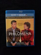 Philomena Blu ray Only No Digital Copy, Lot A2.