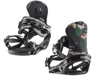 snowboard bindings size M FLUX RK #London 573