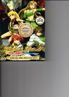 The Sacred Blacksmith Vol.1-12 End Anime DVD