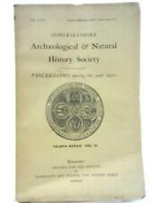 Somersetshire archäologischen und Natural History Society (1921) (id:96439)