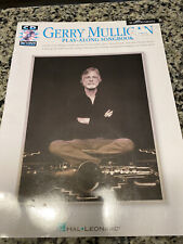 Gerry Mulligan Play-Along Songbook With Cd Tenor Sax Bb Instruments