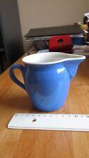 Villeroy&Boch Dresden Milchkännchen 9 cm - Blaue Serie 1930er Jahre Topp Zustand