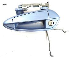 Fiat Grande Punto (199) Tür Griff Türgriff außen vorne links Azzurro 457/B