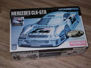 Kyosho super ten Mercedes CLK GTR GP 4WD