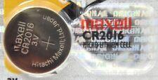 Maxell CR2016 Lithium Battery. Hologram Package 3V. (Pack of 1)