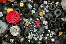Lego Wheels Bulk 50 Pieces Random Sizes and Tire Parts From Huge Inventory